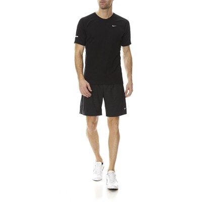 Miler SS UV (Team) - T-shirt - noir