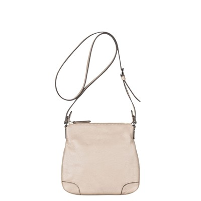 KESSLORD Orson Anytime - Sac bandoulière - en cuir taupe