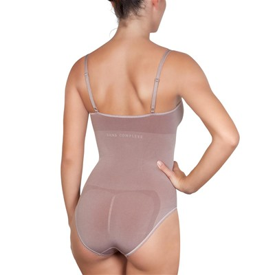 SANS COMPLEXE Soft Slim - Body gainant - marron et noir