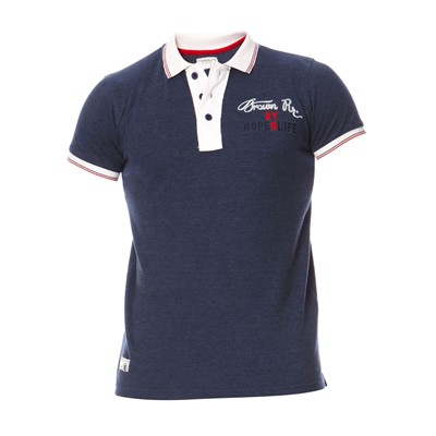 HOPE N LIFE CHENCO - Polo - bleu marine