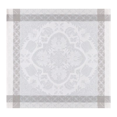 Le Jacquard français azulejos - serviette de table - ciment