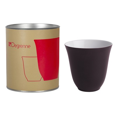 GUY DEGRENNE Illusions Rouge Baiser - Coffret mug - bicolore
