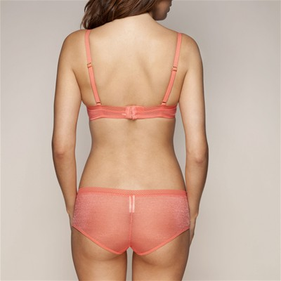 GOSSARD Glossies - Soutien-gorge push-up - corail