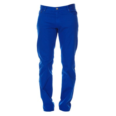 BEST MOUNTAIN Jean droit surteint - bleu