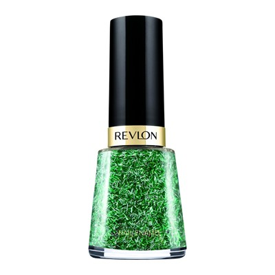Vernis à ongles Edition limitée Textiles Tweed Martini Lunch - vert