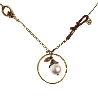 Chic And go collier - doré
