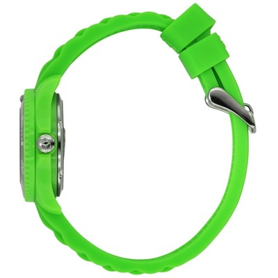 ICE WATCH Ice Mini - Montre enfant - bracelet en silicone vert