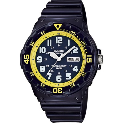 Casio Collection - Montre sportive - noir