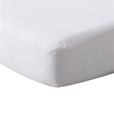 IFILHOME Protection literie - Drap housse - blanc
