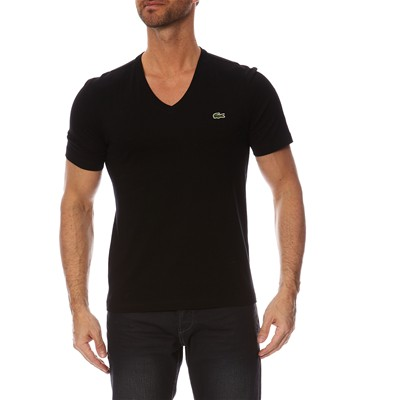 LACOSTE LIVE TH6522 - T-shirt - noir