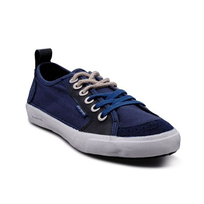 Peopleswalk Peopleswalk FLY RUBBER COMBO - Baskets - bleues marine