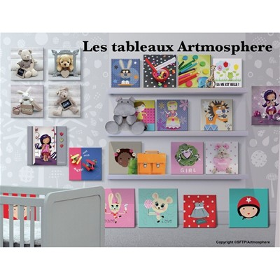 ARTMOSPHERE Moutons - Tableau