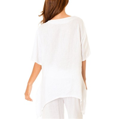 Blouse - blanche