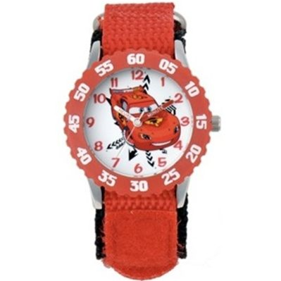 DISNEY Flash Mc Queen - Montre - rouge