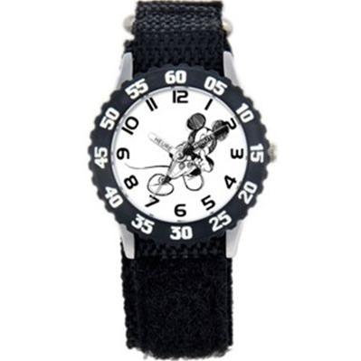 DISNEY Mickey - Montre - noir