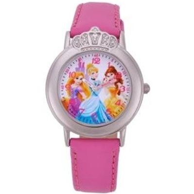 DISNEY Princesses - Montre - rose