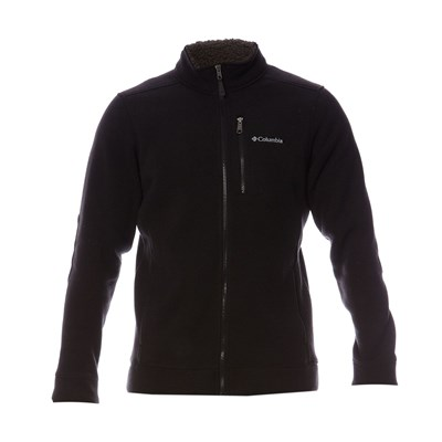 Terpin Point II - Sweat zippé - noir