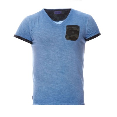 HOPE N LIFE Alvo - T-shirt - bleu