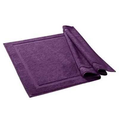 Ifilhome City - tapis de bain 700g/m² - raisin