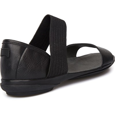 CAMPER Right - Sandales - en cuir noir