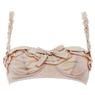 MAUD ET MARJORIE MY HEART BELONGS TO DADDY - Maillot de bain soutien-gorge - Nude