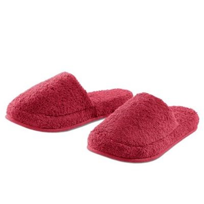 IFILHOME Cosy - Mules de bain - rouge
