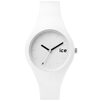 Ice Ola - Montre - Small Blanc