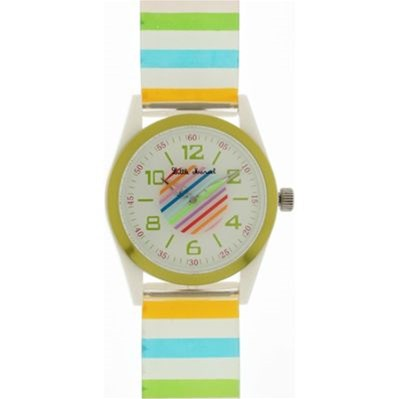 Little Marcel montre analogique - multicolore