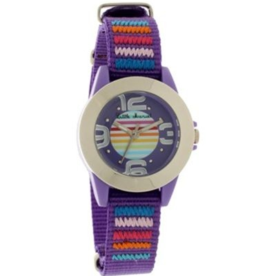 Little Marcel montre fille - violet