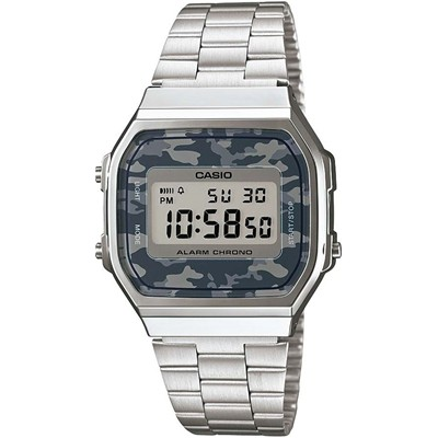CASIO Collection - Style casual - argent