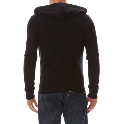 BENETTON Sweat à capuche - noir