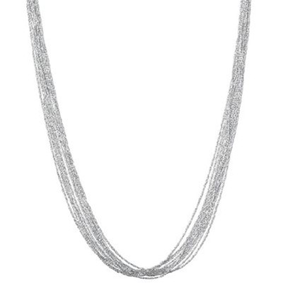 Essentials - Collier - en argent 925