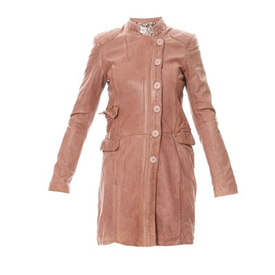 OAKWOOD Eve - Manteau - rose clair