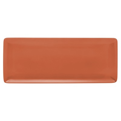 GUY DEGRENNE Modulo Color Orange - Plat rectangulaire - grenade