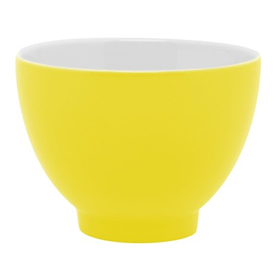 GUY DEGRENNE Modulo Color - Bol - jaune et blanc