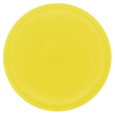 GUY DEGRENNE Modulo color Jaune - Plat à tarte - jaune