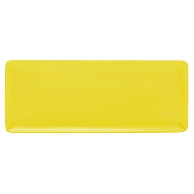 GUY DEGRENNE Modulo Color Jaune - Plat rectangulaire - jaune