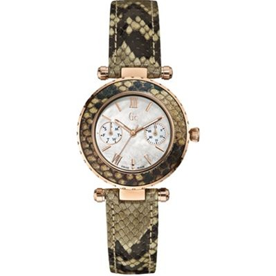 Guess Collection montre analogique - doré rosé