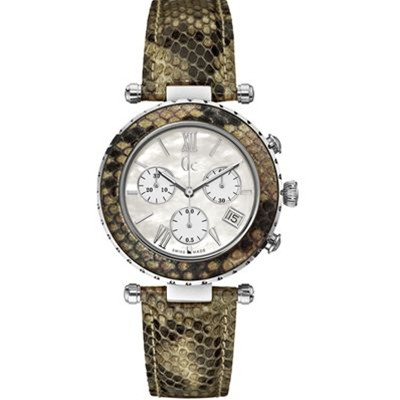 Guess Collection montre femme - cuir