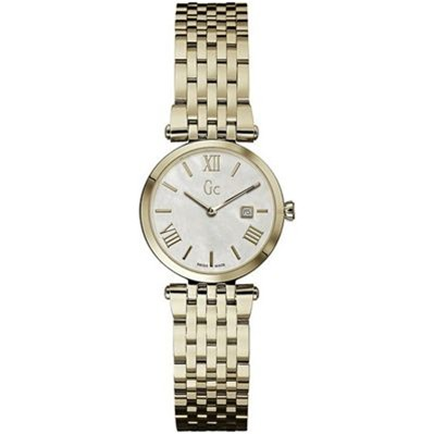 Guess Collection slimclass - montre femme - doré