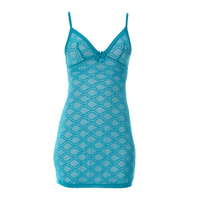 PASSIONATA Let's Play Blue - Homewear - turquoise