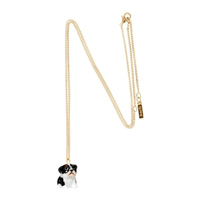 NACH Bulldog Français - Mini Collier - bicolore