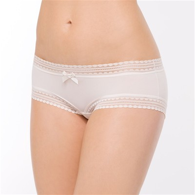 Beauté - Boxer short - blanc rose