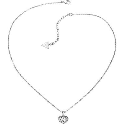Crystals of love - Collier - argent