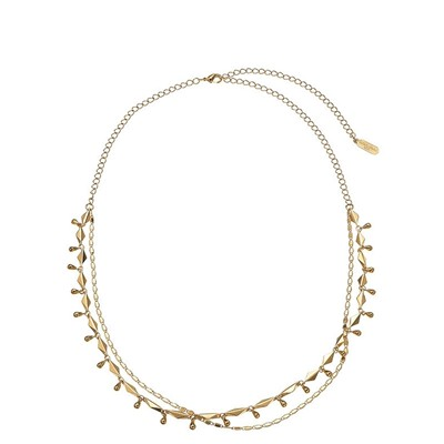 LETICIA PONTI Boheme - Headband - or