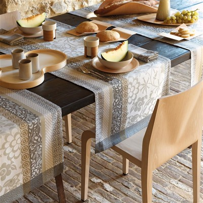 Provence Calisson - Chemin de table - beige