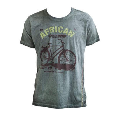 MAGENTS Bicycle - T-shirt manches courtes - olive