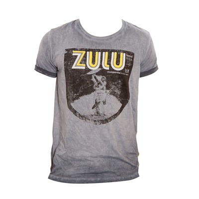 MAGENTS Zululand - T-shirt manches courtes - gris