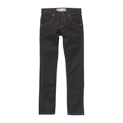 LEVI'S KIDS 508 - Jean tapered - bleu brut