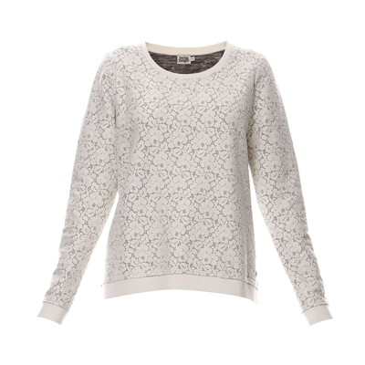 Tango Blanc Twist Sweat amp; shirt Ynqxqzwg5X